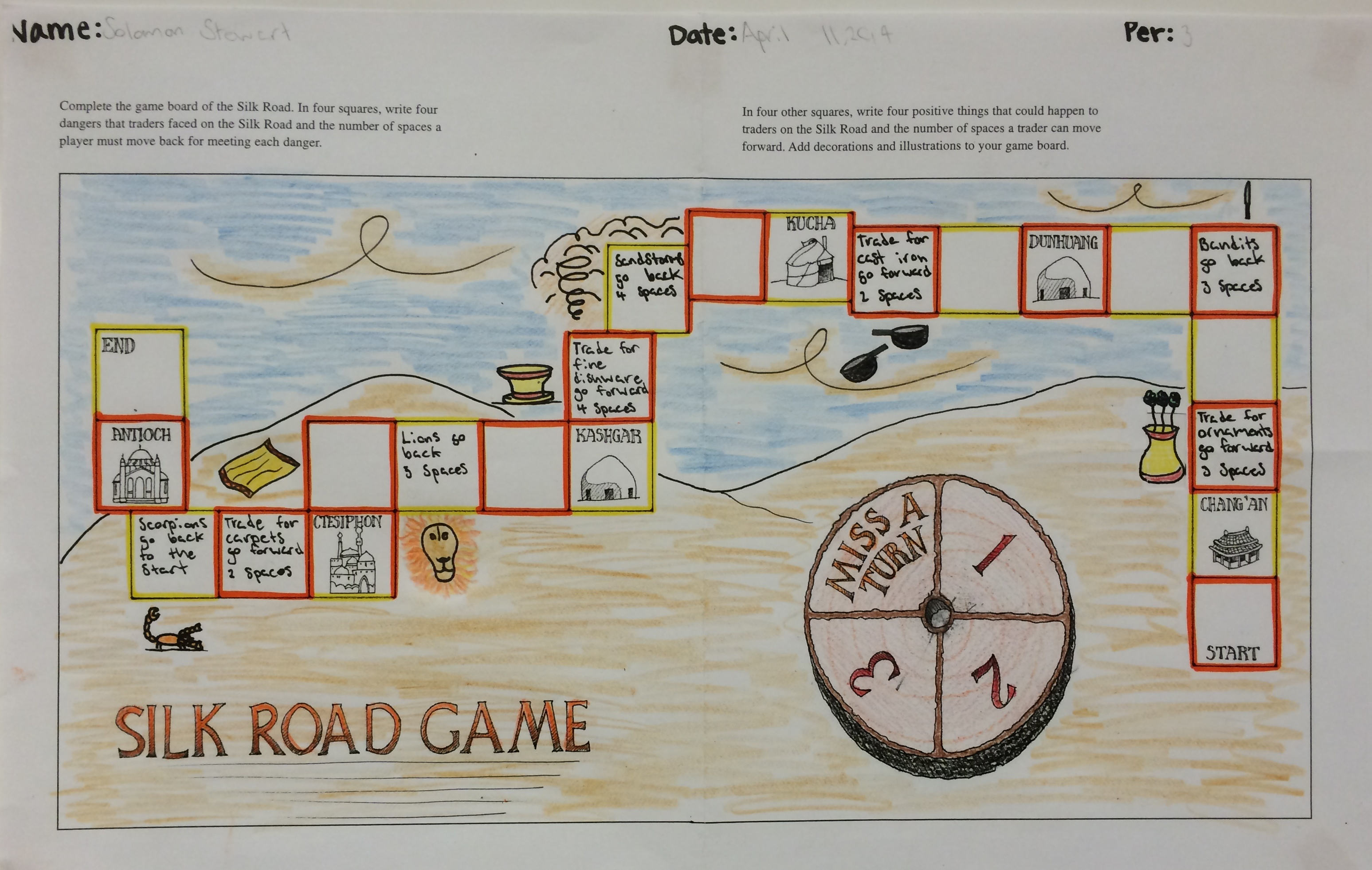 Silk Road The Game